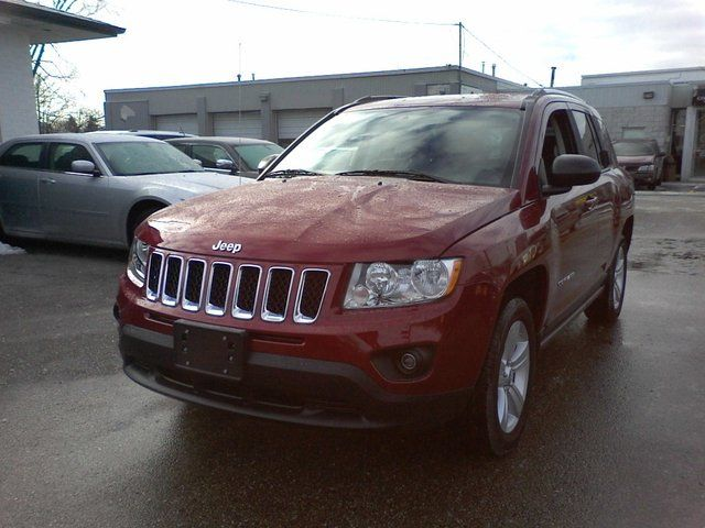 2012 Jeep Compass Sport in Mississauga, Ontario