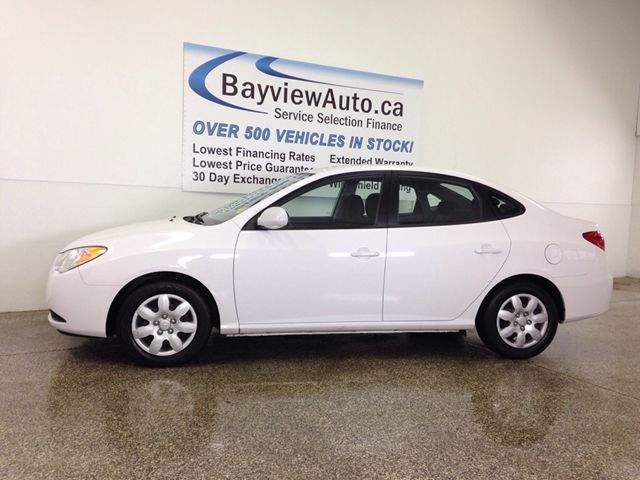 2010 Hyundai Elantra - Auto/Loaded! 31000 KMS! Off 1 Owner Lease! in ...