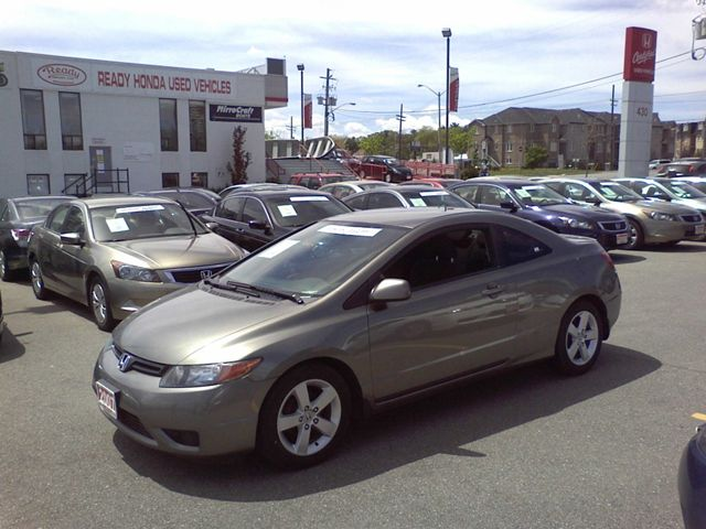 2007 Honda Civic LX Coupe in Mississauga, Ontario