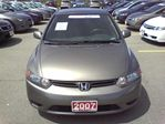 2007 Honda Civic LX Coupe in Mississauga, Ontario image 10