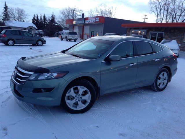 2011 honda accord crosstour ex l 4dr 4x4 winnipeg for Used honda crosstour for sale