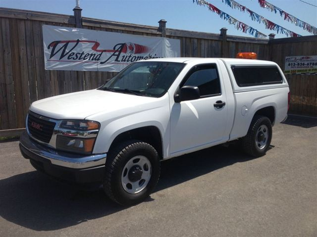 2010 gmc canyon 4x4 stittsville ontario used car for sale. Black Bedroom Furniture Sets. Home Design Ideas