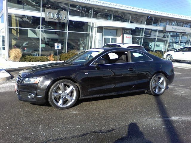 2009 audi a5 3 2l premium sline quattro with navigation. Black Bedroom Furniture Sets. Home Design Ideas