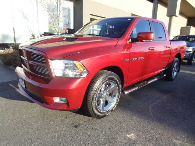 2012 dodge ram 1500 sport surrey british columbia used car for sale. Cars Review. Best American Auto & Cars Review