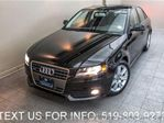 2011 Audi A4 2.0T QUATTRO AWD! SUNROOF! LEATHER! Sedan in Guelph, Ontario