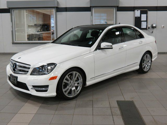 2013 mercedes benz c class c350 4matic kelowna british for Mercedes benz 2013 c300 price