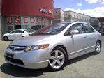 2008 Honda Civic LX Sedan  1.99% FINANCE in Rexdale, Ontario