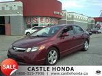 2008 Honda Civic LX Sedan 1.99% FINANCE CLEAN CAR PROOF.HONDA CERTI in Rexdale, Ontario