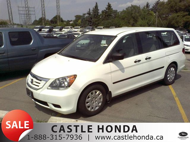 2010 honda odyssey dx minivan sold rexdale ontario used. Black Bedroom Furniture Sets. Home Design Ideas