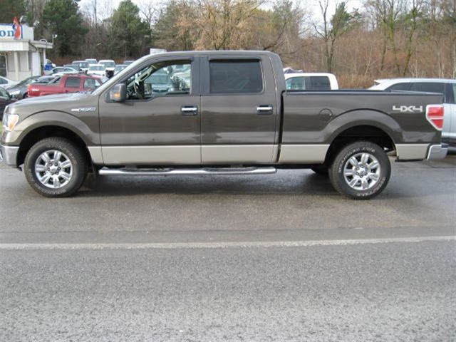 2009 ford f 150 xlt crew cab 4x4 richmond hill ontario used car for sale. Black Bedroom Furniture Sets. Home Design Ideas
