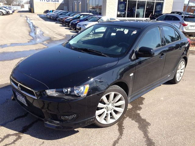 2009 Mitsubishi Lancer GTS-1 owner-super clean-certified in Mississauga, Ontario