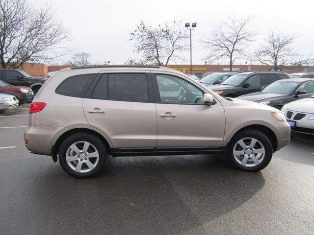 2007 hyundai santa fe limited awd 7 seater local trade certified in. Black Bedroom Furniture Sets. Home Design Ideas
