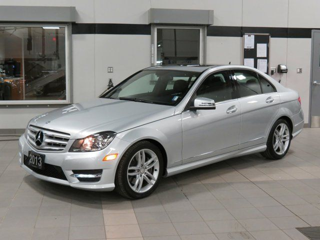 2013 mercedes benz c class c300 4matic kelowna british for Mercedes benz 2013 c300 price