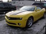 2012 Chevrolet Camaro LT - CONVERTIBLE in Calgary, Alberta
