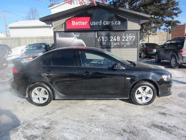 2009 Mitsubishi Lancer GT SPORTS SEDAN in Ottawa, Ontario