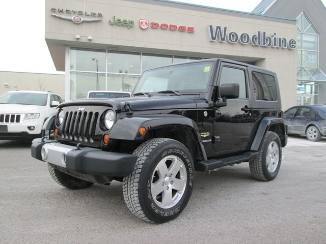 2009 jeep wrangler sahara markham ontario used car for sale. Black Bedroom Furniture Sets. Home Design Ideas
