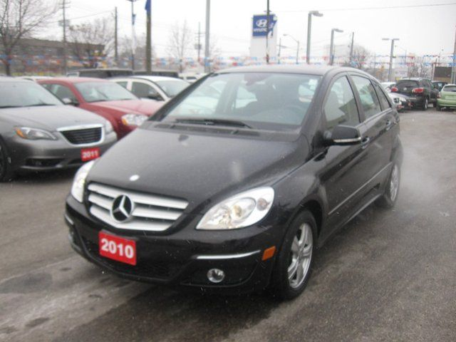 2010 Mercedes-Benz B-Class 4dr HB B200 in Mississauga, Ontario