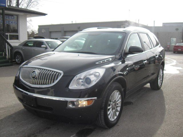 2011 buick enclave cxl sport utility mississauga. Black Bedroom Furniture Sets. Home Design Ideas