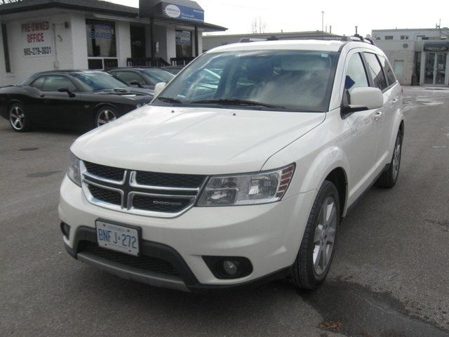 2012 Dodge Journey Crew Sport Utility in Mississauga, Ontario