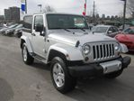 2011 Jeep Wrangler Sahara Sport Utility in Mississauga, Ontario image 2