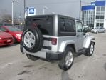 2011 Jeep Wrangler Sahara Sport Utility in Mississauga, Ontario image 3