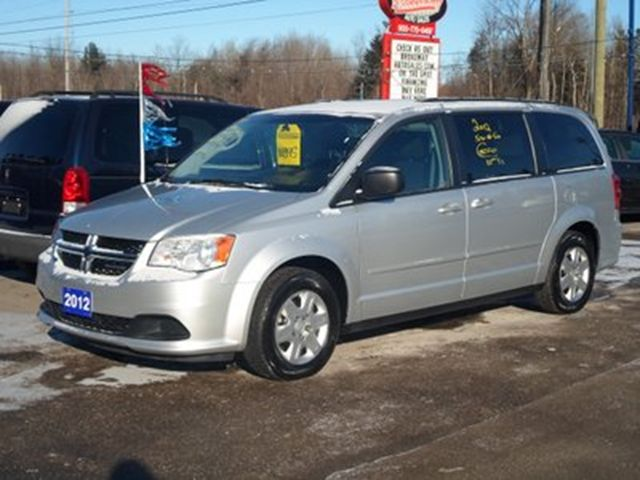2012 dodge grand caravan well equipped people mover 7 passenger in. Cars Review. Best American Auto & Cars Review