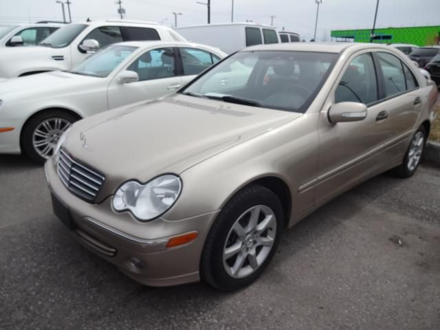 2005 mercedes benz c class c240 4matic awd gatineau quebec used car for sale. Black Bedroom Furniture Sets. Home Design Ideas