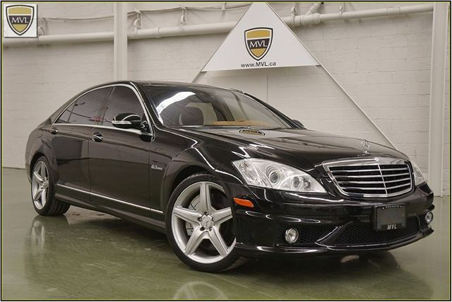 Vehicle details for Mercedes benz s500 2008