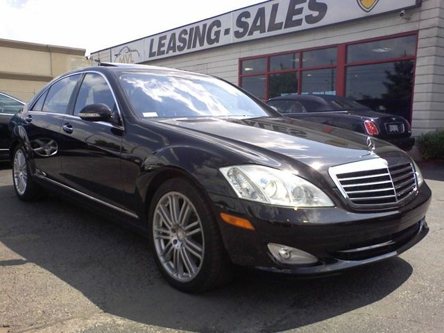 2008 mercedes benz s class s550 4matic oakville ontario for Mercedes benz 2008 s550 for sale