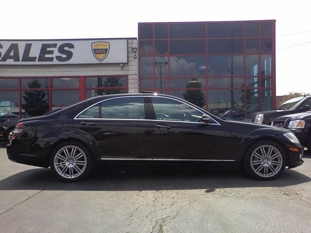 2008 mercedes benz s class s550 4matic oakville ontario for Mercedes benz used rims for sale