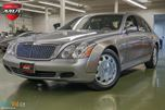 2004 Maybach 57 518HP  Canadian  Accident-free  $325 000+ new in Oakville, Ontario