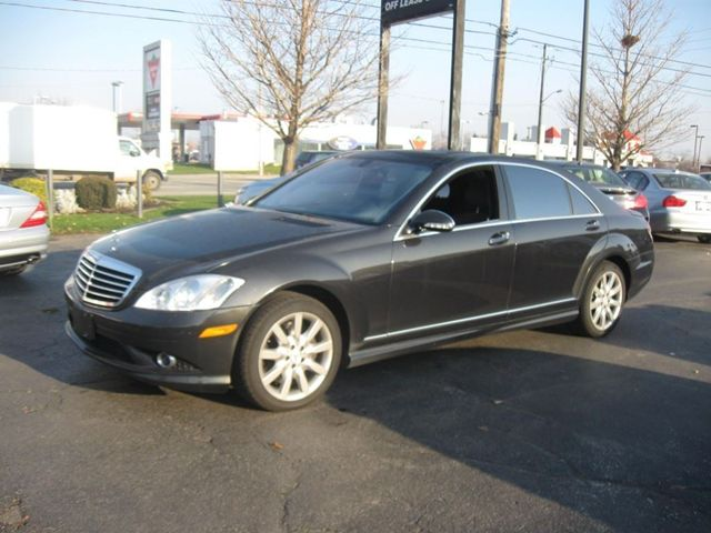 2008 mercedes benz s class s550 4matic etobicoke for Mercedes benz 2008 s550 for sale