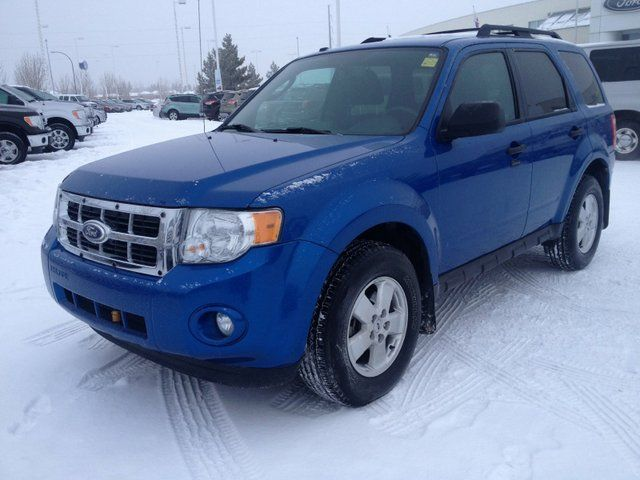 2012 Ford Escape XLT Saskatoon Saskatchewan Used Car