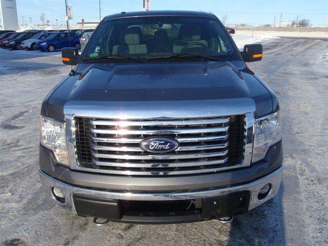 2012 ford f 150 lariat 4x4 ecoboost front three quarters. Black Bedroom Furniture Sets. Home Design Ideas