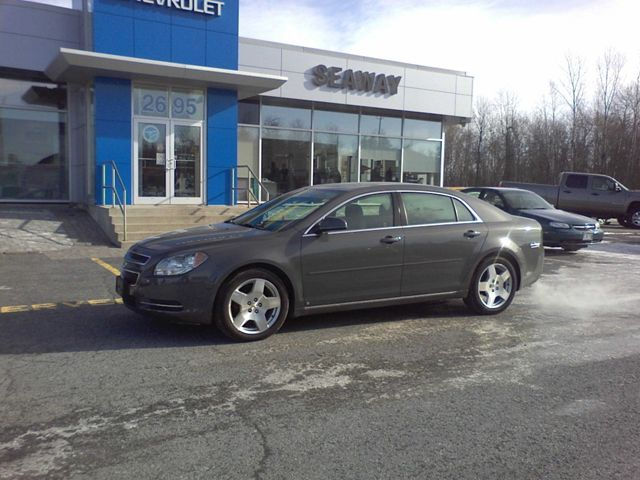 2009 chevrolet malibu lt sedan cornwall ontario used car for sale. Black Bedroom Furniture Sets. Home Design Ideas