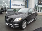 2013 Mercedes-Benz M-Class ML350 BlueTEC 4MATIC in Ottawa, Ontario