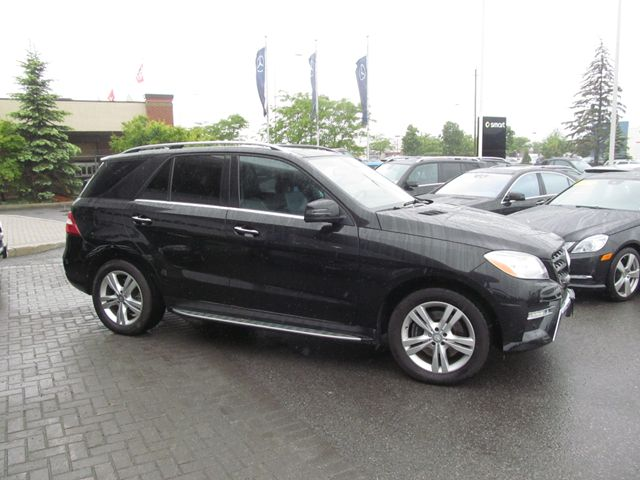 2013 mercedes benz m class ml350 bluetec 4matic ottawa. Black Bedroom Furniture Sets. Home Design Ideas
