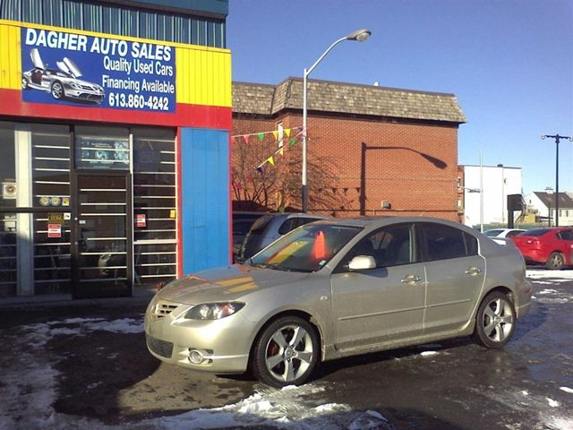 2006 Mazda MAZDA3