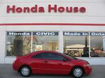 2008 Honda Civic DX-G Automatic Coupe - Brilliant Red Paint - Automatic in Chatham, Ontario