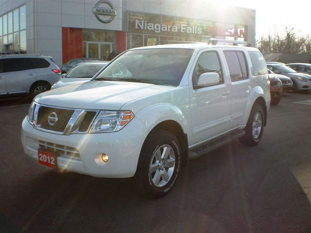 2012 Nissan Pathfinder