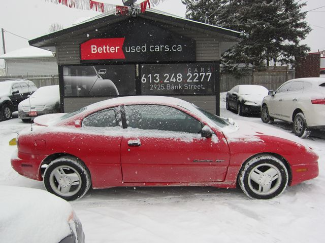 1999 pontiac sunfire gt coupe ottawa ontario used car. Black Bedroom Furniture Sets. Home Design Ideas
