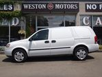 2007 Chevrolet Uplander **CARGO**FULLY LOADED**SHELVING**CERT & E-TESTED** in Toronto, Ontario