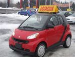 2009 Smart Fortwo Passion a/c automatique bas millage in Gatineau, Quebec