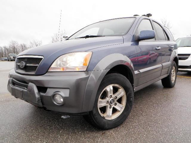 2004 kia sorento ex barrie ontario used car for sale. Black Bedroom Furniture Sets. Home Design Ideas