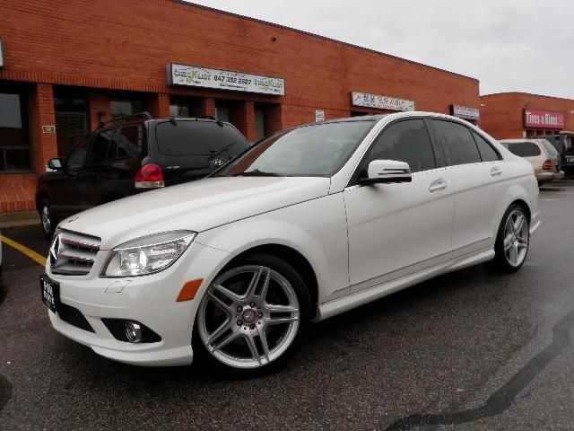 2010 mercedes benz c class c350 toronto ontario used for Mercedes benz c350 2010