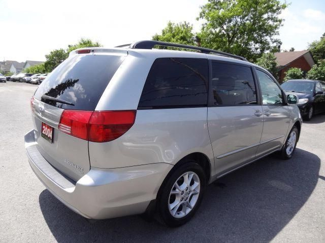 2004 toyota sienna xle awd ottawa ontario used car for sale. Black Bedroom Furniture Sets. Home Design Ideas
