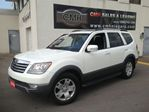 2009 Kia Borrego EX V6 4X4 LEATHER SUNROOF PARK-ASSIST HEATED-SEATS in St Catharines, Ontario