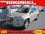 2011 GMC Terrain Sle Awd Alloys Htd Seats Rear View Camera in Saint John, New Brunswick
