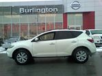 2012 Nissan Murano SL, LEATHER, MOONROOF, BOSE, HEATED STEERING WHEEL in Burlington, Ontario