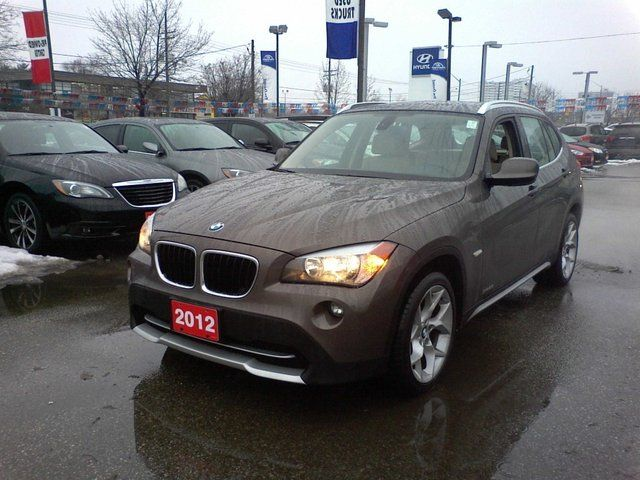 2012 BMW X1 AWD 4dr 28i in Mississauga, Ontario